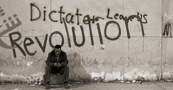 Revolution Bob Marley