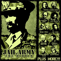 Jah Army Riddim (2011)