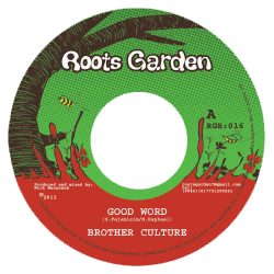 roots garden brother culture good word 2012